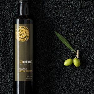 aceite de oliva virgen extra sol chiquito ecologico