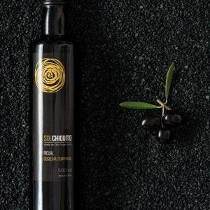 aceite de oliva virgen extra sol chiquito picual
