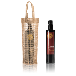 Early harvest Sol Chiquito royal extra virgin olive oil 500 ml and jute bag