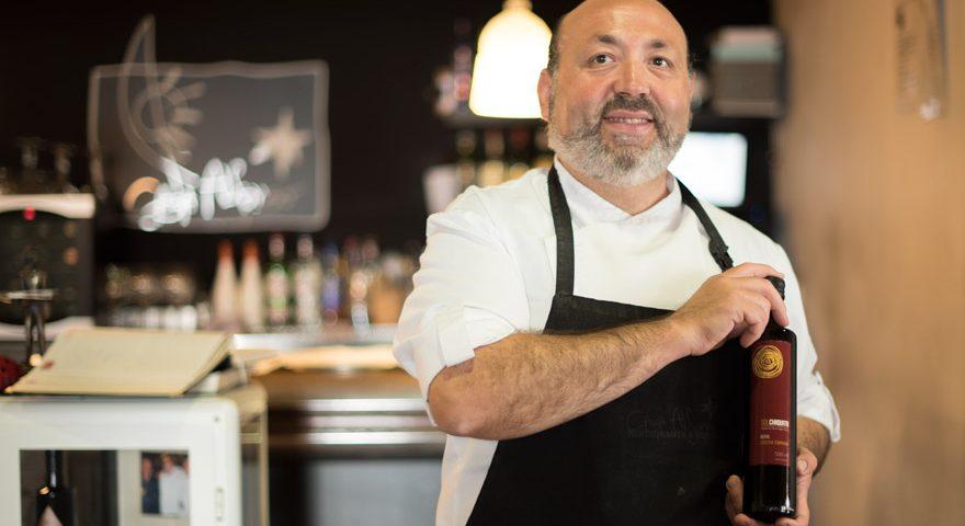 Chef Alfonso Esquina