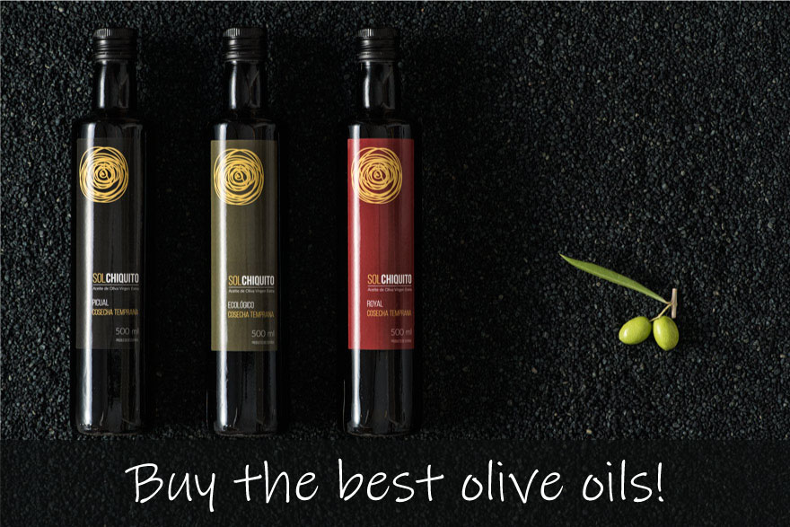 Buy the best olive oils