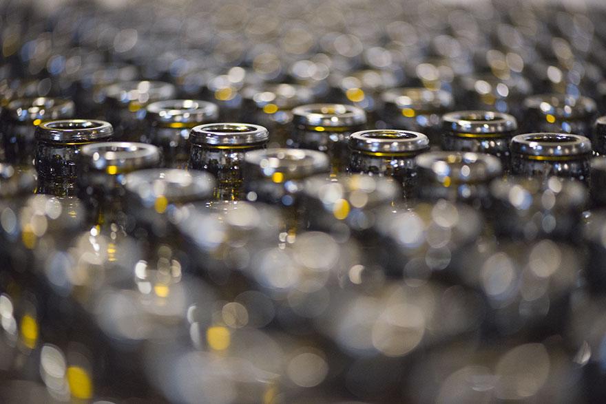 Envases para la exportación de aceite de oliva virgen extra