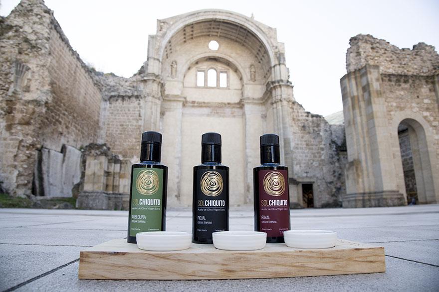 Nuevos diseños en aceite de oliva virgen extra